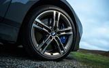 BMW M135i - wheels