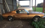 14 ford mustang 289