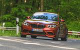 AC Schnitzer ACS2 Sport 2019 first drive review - cornering Richard Lane Autocar