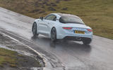 Alpine A110 S 2020 UK first drive review - on the road rear
