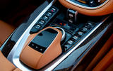Aston Martin DBX 2020 UK first drive review - centre console