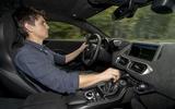 Aston Martin Vantage manual 2019 first drive review - Simon Davis driving