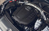 Audi A4 35 TFSI 2019 UK first drive review - engine