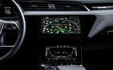 Audi E-tron S Sportback 2020 first drive review - infotainment