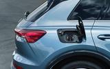 15 Audi Q4 etron 2021 UK FD charging port
