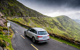 Audi Q7 2019 first drive review - on the road rear