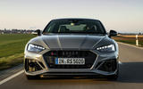 Audi RS5 Coupé 2020 first drive review - on the road nose