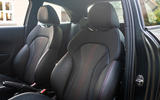 15 Audi S1 cherished owner opinion front seats
