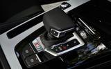 15 Audi SQ5 TDI 2021 UK FD centre console