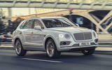 Bentley Bentayga hybrid 2019 first drive review - on the road front