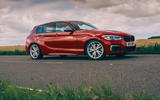 Birds BMW m140i 2020 UK first drive review - static
