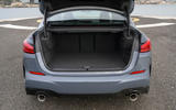 BMW 2 Series Gran Coupe 220d 2020 first drive review - boot