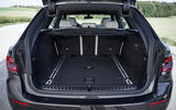 BMW 5 Series 2020 UK (LHD) first drive review - boot