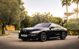 BMW 840d 2019 first drive review - static front