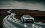BMW i8 - hero front