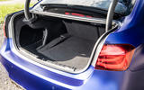 BMW M3 CS 2018 review boot space
