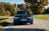 BMW M340i xDrive 2019 first drive review - on the road nose