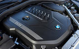 15 BMW M440i Convertible 2021 first drive review engine