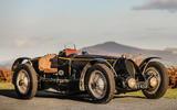 Bugatti Type 59 Sports - front