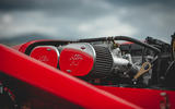 Caterham Super Seven - engine