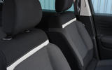 Citroen C3 Aircross Flair Puretech 130 long-term review - front seats