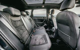 Cupra Ateca 2018 first drive review - rear seats