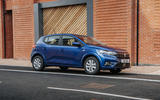 15 Dacia Sandero BiFuel 2021 UK first drive static