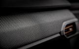 15 Dacia Sandero Stepway 2021 UK first drive review interior trim