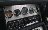 15 E Type Unleashed V12 2021 UK First drive review instruments