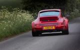 15 Everrati Porsche 964 2021 UK FD on road rear