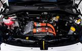 15 Fiat 500e Action 2021 UK FD motor