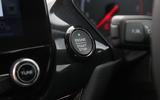 Ford Fiesta ST 2019 long-term review - start button