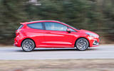 Ford Fiesta ST 2018 review side