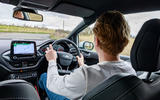 Ford Fiesta ST Mountune m235 2020 first drive review - Richard Lane driving