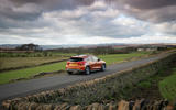 Ford Focus Active 2019 first drive review - walls scenery