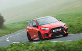 Ford Focus RS Race Red Edition five-star car