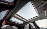 Ford Puma Titanium 2020 first drive review - sunroof