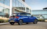 Hyundai i20 2020 UK first drive review - static rear
