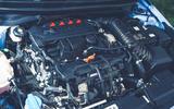 15 Hyundai i20N 2021 RHD UK FD engine