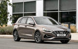 Hyundai i30 2020 UK first drive review - static front