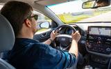 Hyundai Ioniq Electric 2019 first drive review - Tom Morgan driving