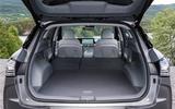 Hyundai Nexo 2019 first drive review boot space seats down