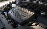Hyundai Tucson 2.0 CRDI 48v 2018 first drive review engine
