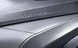 Ineos Grenadier - close up
