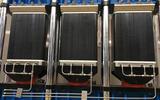 ITM Power electrolyser stacks
