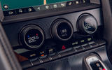 Jaguar F-Type 2020 UK first drive review - climate controls
