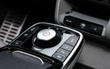Kia Niro EV 2019 first drive review centre console