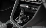 Kia Niro PHEV 2020 UK first drive review - gearstick