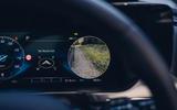 Kia Sorento hybrid 2020 UK first drive review - blind spot system