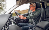 Land Rover Discovery Sport P200 2019 UK first drive review - Richard Bremner driving